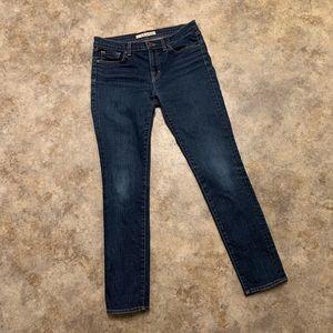 J Brand The Skinny Dark Wash Jeans 29